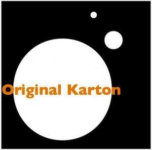 Original Karton – mobilier design en carton
